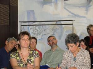 Fabienne Heulland (CCJ) et Blandine Nouvel (CCJ)