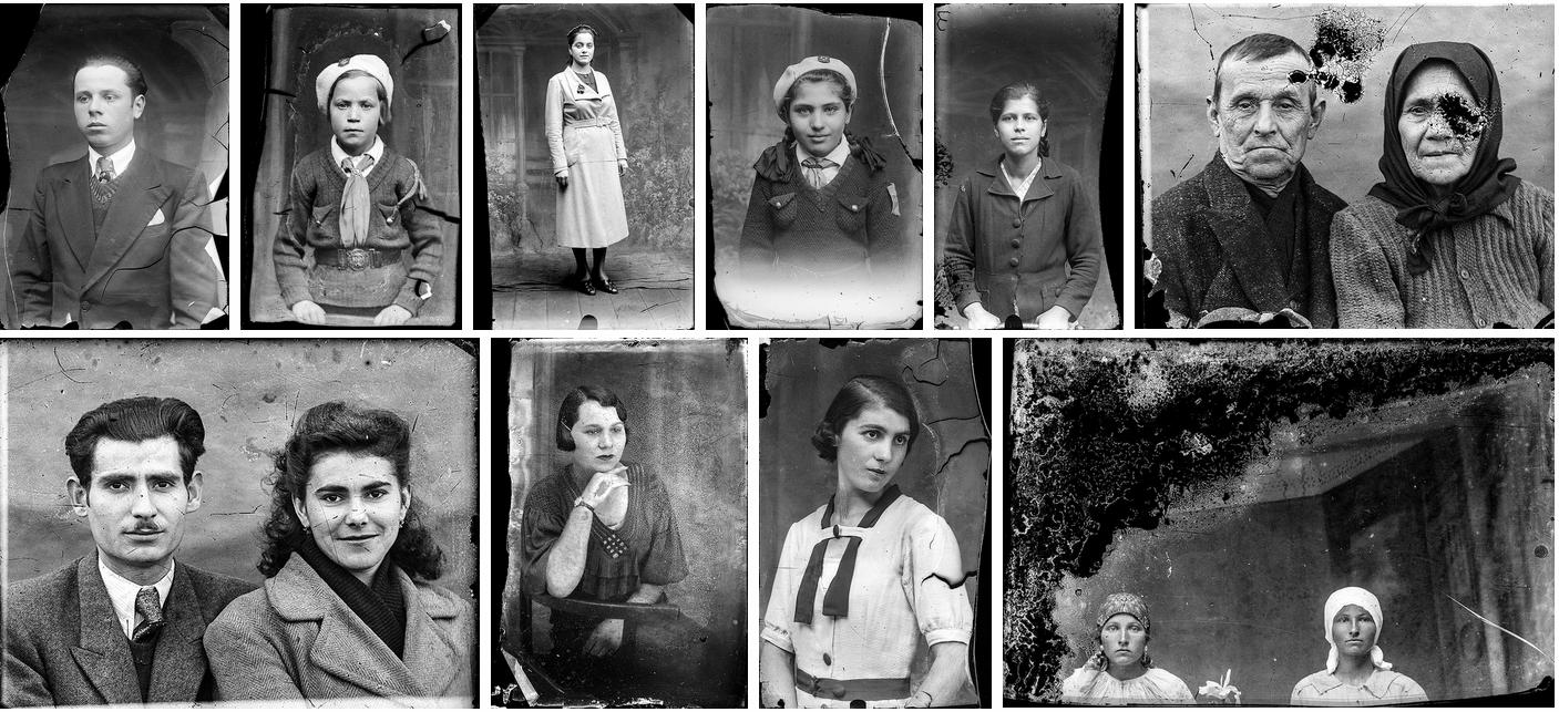 Les photographies de Costică Acsinte dans le domaine public