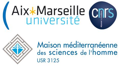logo MMSH AMU CNRS