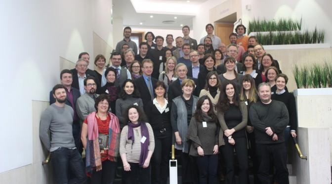 Lancement d'Europeana Sounds, 17 et 18 février 2014, British Library, Londres