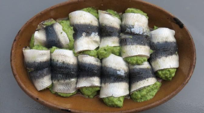 La recette du mois : les sardines farcies
