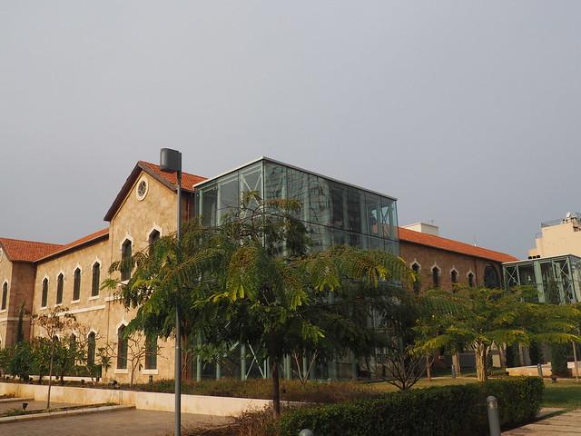 Bibliothèque nationale du Liban, visite du 17 décembre 2018