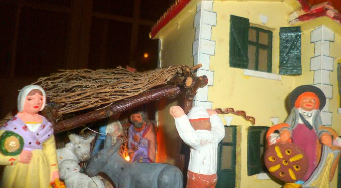 Avent -21 : Celebrate Christmas just as in Provence
