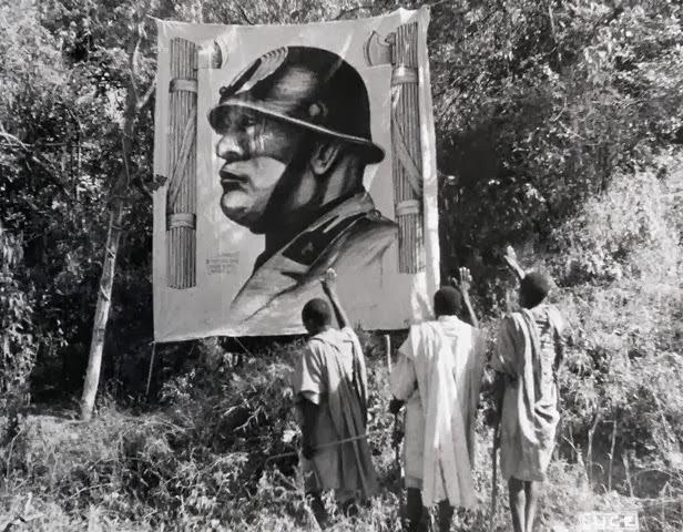Le conflit italo-éthiopien, II/II/1935