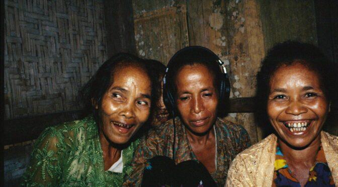 Vers la décolonisation des archives sonores enregistrées en Asie du Sud-Est